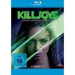 Killjoys - Space Bounty Hunters - Staffel 4 [2 BRs] Pozostałe
