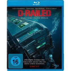 D-Railed - Zugfahrt in die Hölle (uncut)