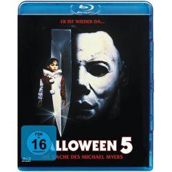 Halloween 5 - Uncut Pozostałe