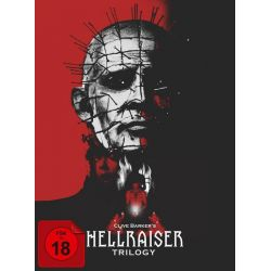 Hellraiser Trilogy - Collector's Edition im Digipak [5 BRs]