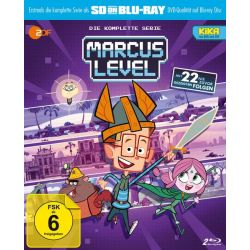 Marcus Level - Die komplette Serie (SD on Blu-ray]