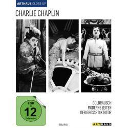 Charlie Chaplin - Arthaus Close-Up [3 BRs]