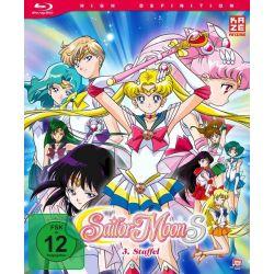 Sailor Moon - Staffel 3 - Blu-ray Box (Episoden 90-127) [5 Blu-rays] Pozostałe