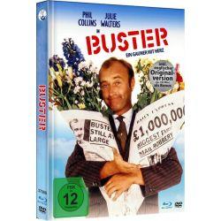 Buster - Ein Gauner mit Herz (Limited Mediabook-Edition mit Blu-ray+DVD/in HD neu abgetastet/plus Booklet) Pozostałe