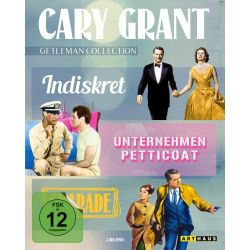 Cary Grant Gentleman Collection [3 BRs] Pozostałe