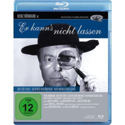 Er kann's nicht lassen - Pater Brown - Deutsche Filmklassiker Zagraniczne