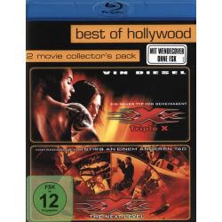 XXx - Triple X/xXx 2 - The Next Level - Best of Hollywood/2 Movie Collector's Pack [2 BRs]