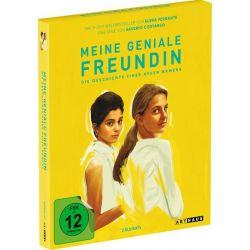 Meine geniale Freundin - Die Geschichte eines neuen Namens / 2. Staffel [2 BRs] Filmy