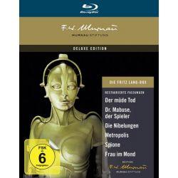 Die Fritz Lang Box [7 BRs] Filmy