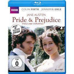 Pride & Prejudice - Stolz und Vorurteil (1995) - Jane Austen [2 BRs] Filmy