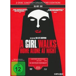 A Girl Walks Home Alone at Night Limited Collector's Edition (+ DVD) - Mediabook Pozostałe