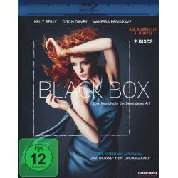 Black Box - Die komplette 1. Staffel [2 BRs] Pozostałe