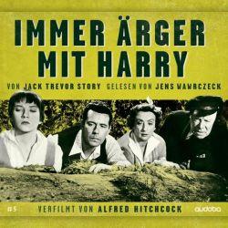 Jens Wawrczeck - Immer Ärger mit Harry Zagraniczne