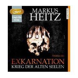 Exkarnation - Krieg der alten Seelen Zagraniczne