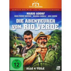 Die Abenteurer vom Rio Verde - filmjuwelen [2 DVDs]