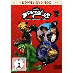Miraculous 22+23 - Die DVD zur TV-Serie [2 DVDs]