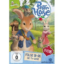 Peter Hase DVD 16 - Die TV-Serie/Folge 91-96