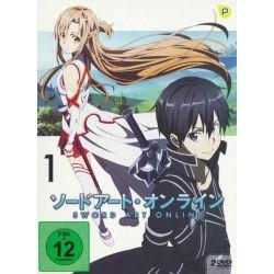 Sword Art Online - Vol. 1 [2 DVDs]