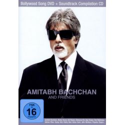 Amitabh Bachchan And Friends (+ CD)