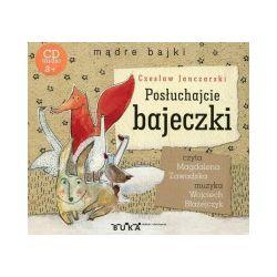 Posłuchajcie bajeczki. Audiobook - Czesław Janczarski - Audiobook CD