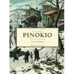 Pinokio. Historia pajacyka. Audiobook - Carlo Collodi - Audiobook CD