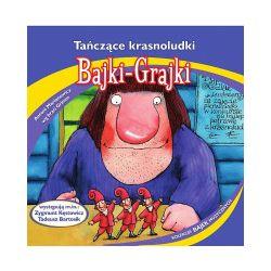 Bajki-Grajki.Tańczące Krasnoludki. Audiobook - praca zbiorowa - Audiobook CD