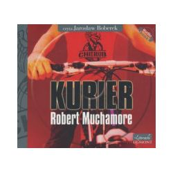 Kurier. Tom 2. Cherub (książka audio) - Robert Muchamore - Audiobook