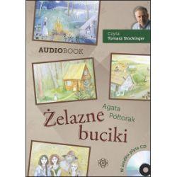 Żelazne buciki. Audiobook - Agata Półtorak - Audiobook CD
