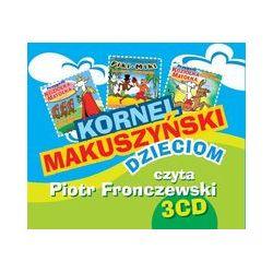 Kornel Makuszyński dzieciom. Książka audio 3CD - Kornel Makuszyński - Audiobook