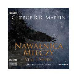 Pieśń lodu i ognia. Tom 3. Nawałnica mieczy. Część 1. Stal i śnieg. Audiobook, 2 CD - George R.R. Martin - Audiobook CD