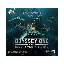 Odyssey One. Tom 1. Rozgrywka w ciemno. Audiobook, wydanie 2 - Evan Currie - Audiobook CD