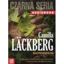 Kaznodzieja. Audiobook - Camilla Läckberg - Audiobook CD