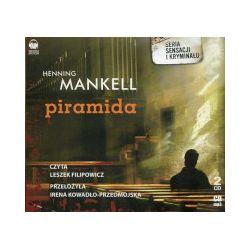 Piramida. Audiobook - Henning Mankell - Audiobook CD