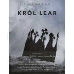Król Lear. Audiobook - William Shakespeare - Audiobook CD