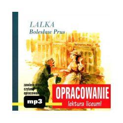 Lalka. Bolesław Prus. Opracowanie powieści. Audiobook - Andrzej Kordela - Audiobook CD
