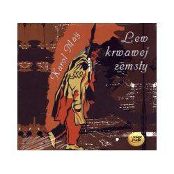 W krainie srebrnego lwa. Tom 1. Lew krwawej zemsty. Audiobook - Karol May - Audiobook CD