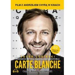 Carte Blanche. Audiobook - Jacek Lusiński - Audiobook CD