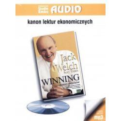 Winning znaczy zwyciężać. Audiobook - Jack Welch - Audiobook CD