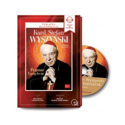 Kardynał Stefan Wyszyński. Prymas Tysiąclecia. Audiobook - Marek Balon - Audiobook CD