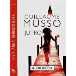 Jutro. Audiobook - Guillaume Musso - Audiobook CD
