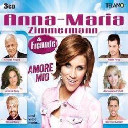 Anna-Maria Zimmermann & Freunde-Amore Mio - Anna-Maria & Freunde Zimmermann