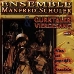 Nun Sei Gegrüßt, O Jesulein - Manfred Zitherensemble Schuler