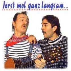 Jerst Mol Ganz Langsam... - De Plattfööt