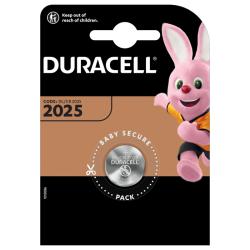 Specjalistyczna litowa bateria pastylkowa 2025 - Duracell 1 szt. - Specjalistyczne - Baterie