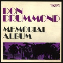 Memorial Album (Deluxe Version) - Drummond,Don