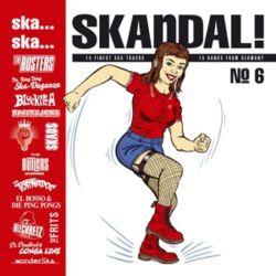 Ska,Ska,Skandal No.6 - Various