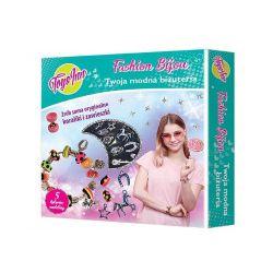 Toys Inn. Fashion Bijou. Twoja modna biżuteria - Zabawka, od 4 lat