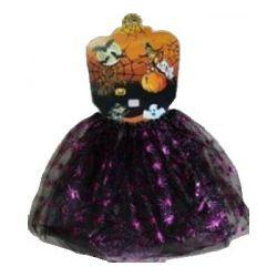 Strój. Halloween ze skrzydełkami, fioletowy - Zabawka, od 3 lat