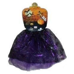 Strój. Halloween ze skrzydełkami, fioletowy - Zabawka, od 6 lat