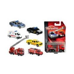 Majorette Samochody SOS, 6 rodzajów - Zabawka